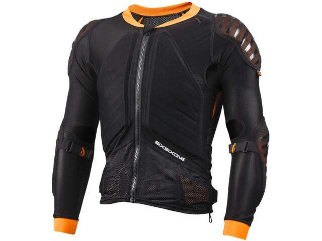 SixSixOne EVO Compression Jacket Langarm Black Online Bei